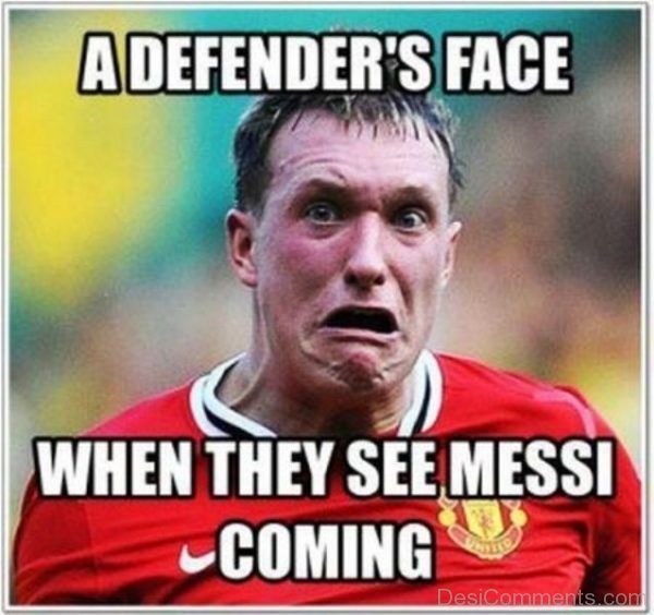 A Defenders Face