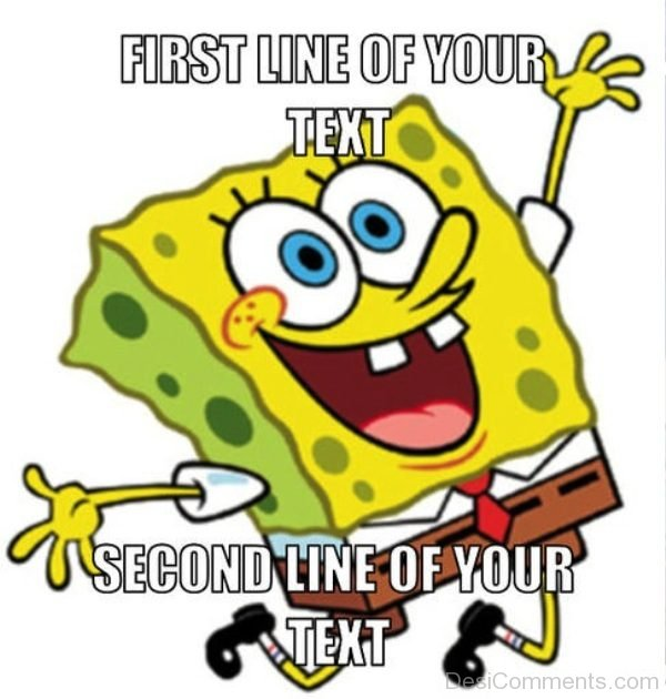 First Line Of Your Text