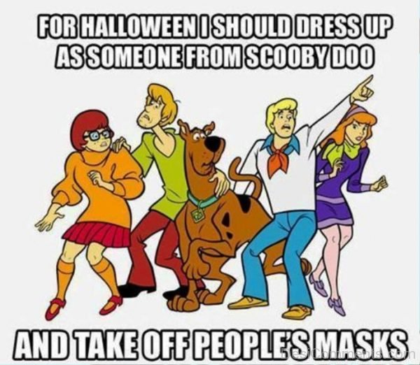 For Halloween I Should Dress Up As Awesome