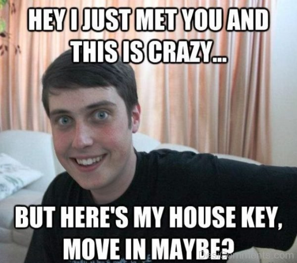 Hey I Just Met You And This Is Crazy