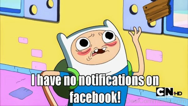 I Have No Notifications On Facebook