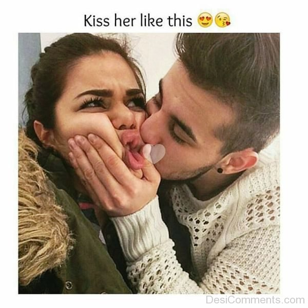 Kiss Her Like This