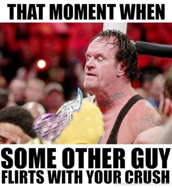 That Moment When Some Other Guy