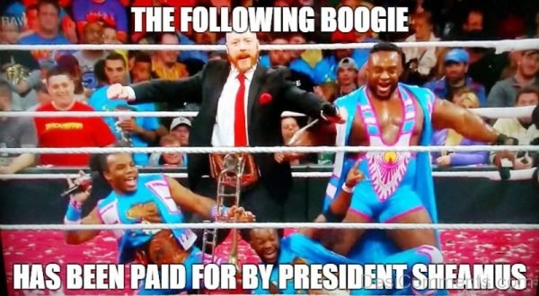 The Following Boogie Has Been Paid