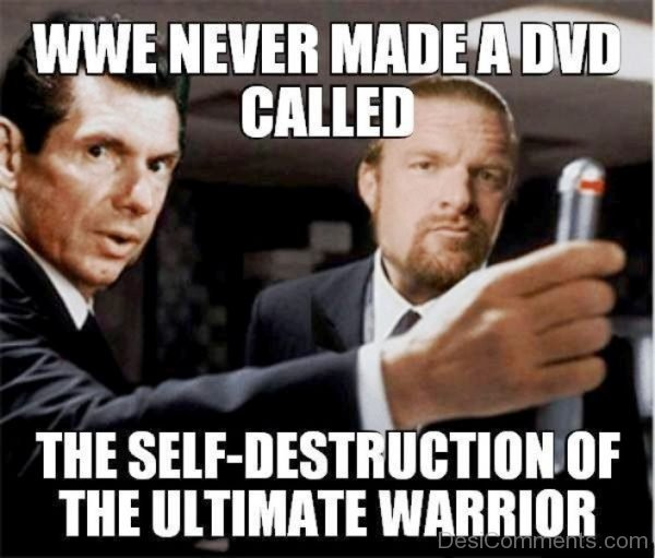 WWE Never Made A DVD Called