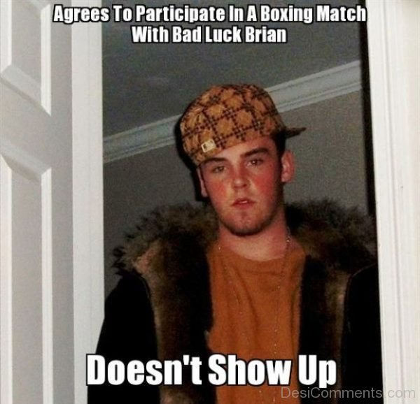 Agrees To Participate In A Boxing Match