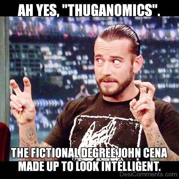 Ah Yes Thuganomics