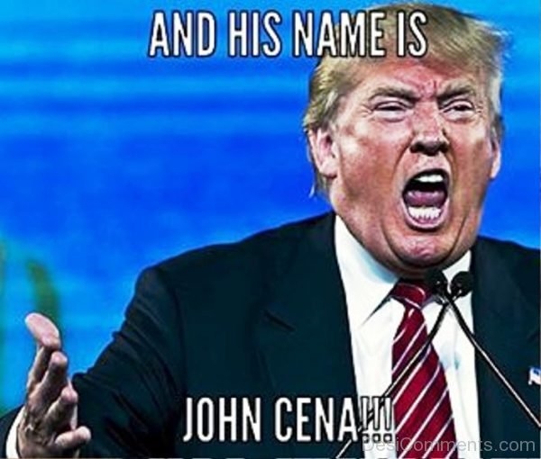 And His Name Is John Cena