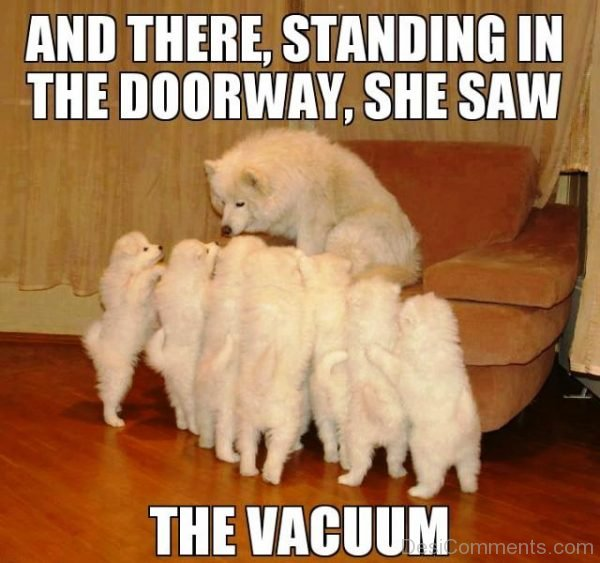 And There Standing In The Doorway