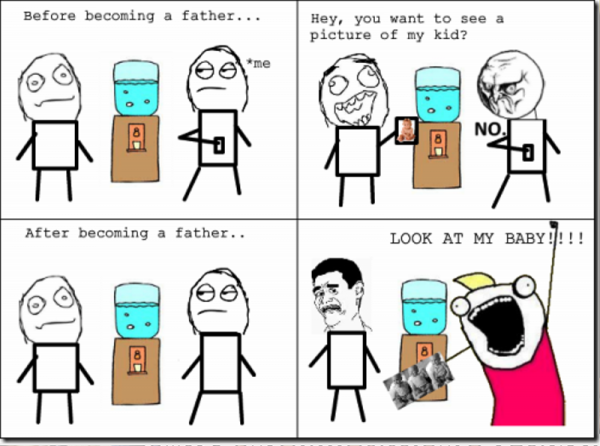 Before Becoming A Father
