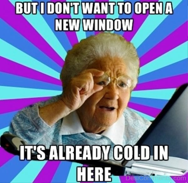But I Dont Want To Open A New Window