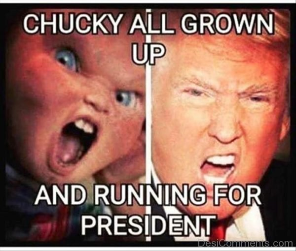 Chucky All Grown Up