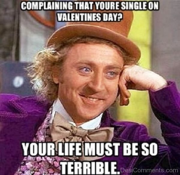 Complaining That You re Single