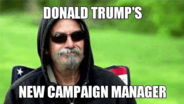 Donald Trumps New Campaign Manager