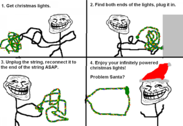 Get Christmas Lights