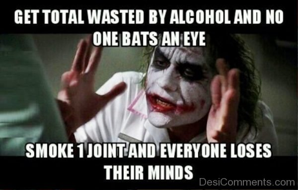 Get Total Wasted By Alcohol