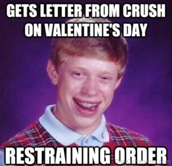 Gets Letter From Crush On Valentines Day