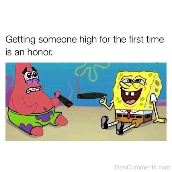 Getting Someone High For The First Time