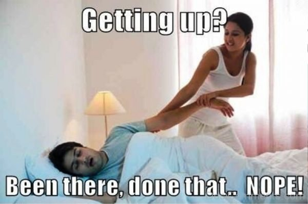 Getting Up