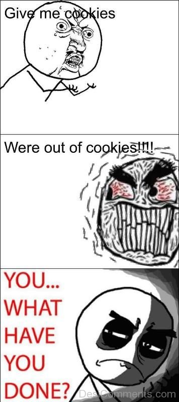 Give Me Cookies