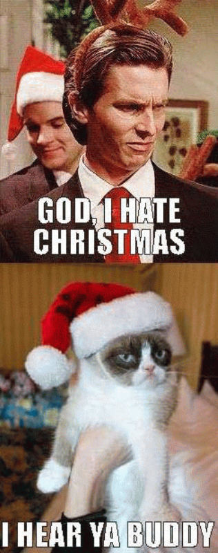 God I Hate Christmas