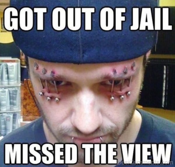 Got Out Of Jail