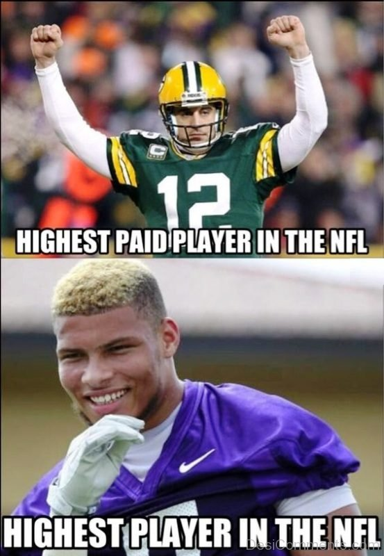 Highest Paid Player In The NFL