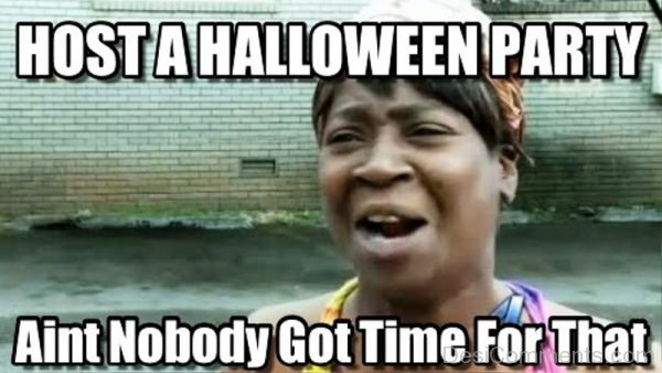 Host A Halloween Party
