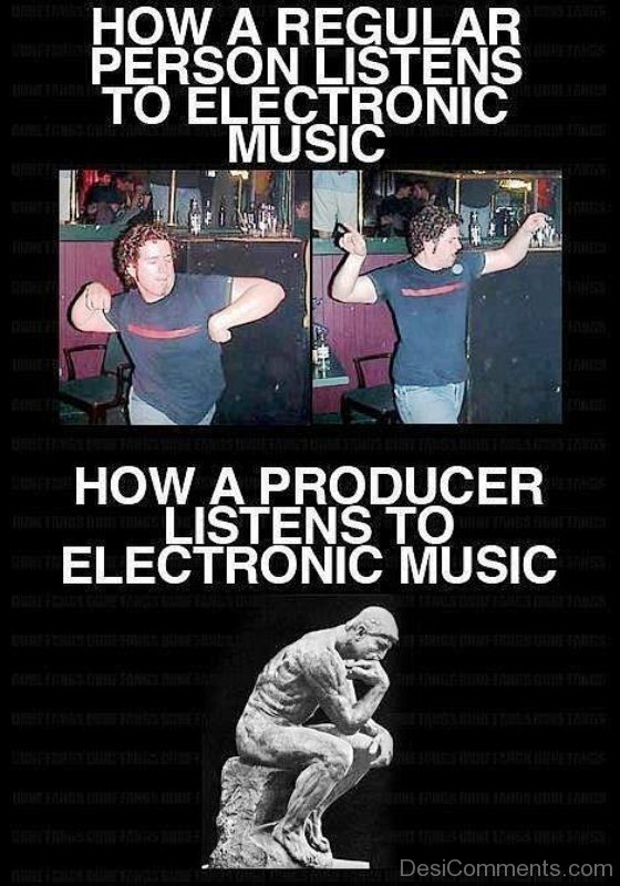 How A Regular Person Listens To Electronic
