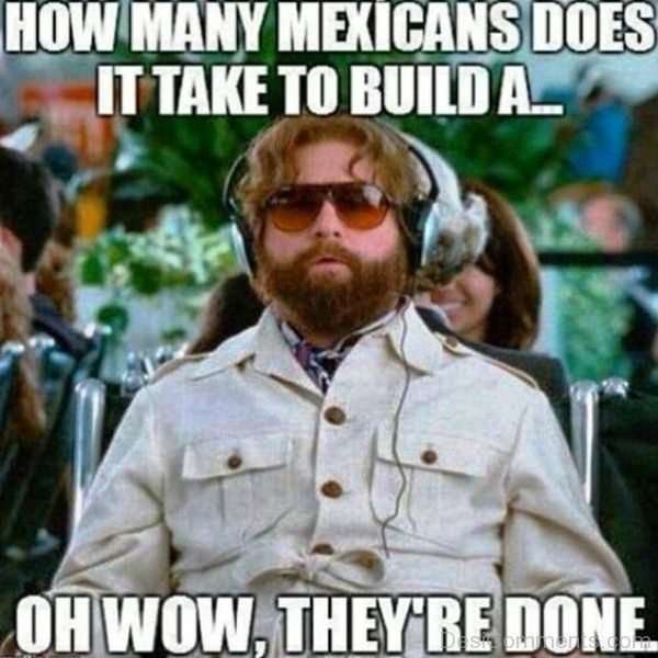 How Many Mexicans Does