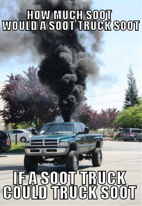How Much Soot Wood A Soot