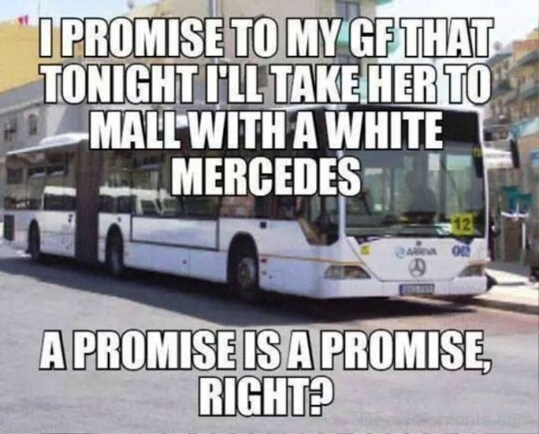 I Promise To My GF That Tonight