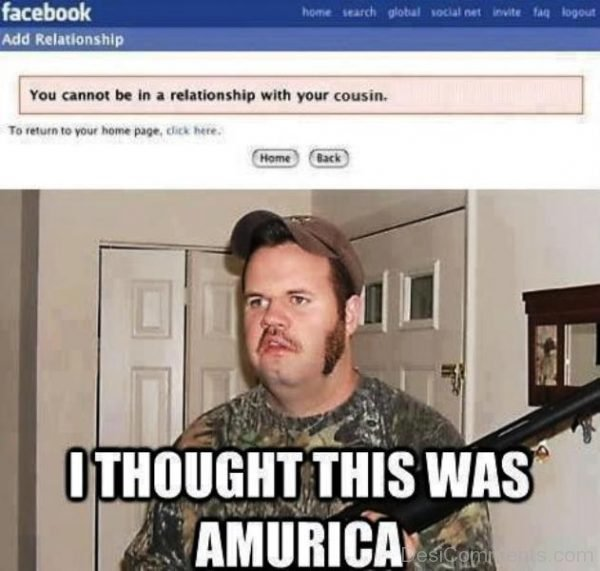 I Thought This Was Amurica