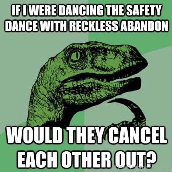 If I Were Dancing The Safety Dance