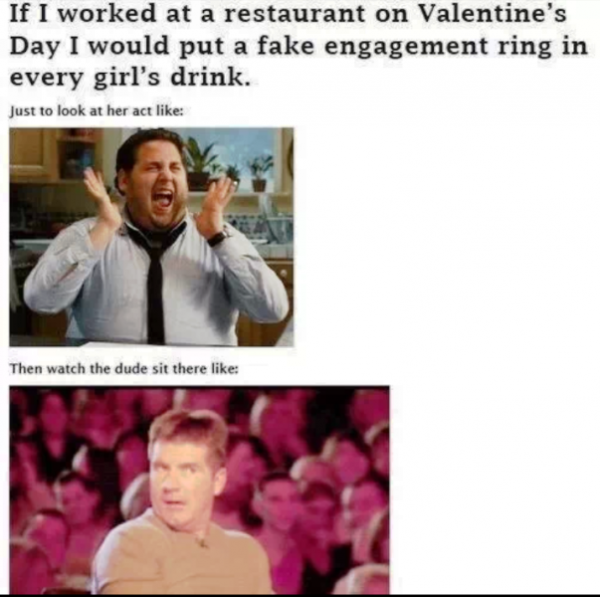 If I Worked At A Restaurant