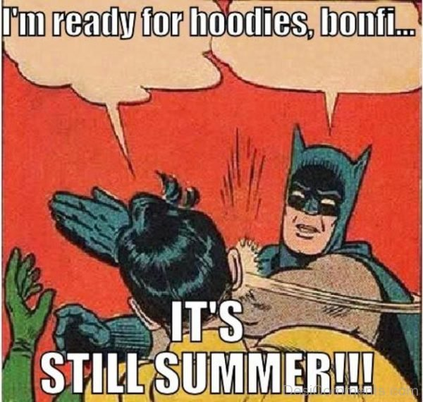 Im Ready For Hoodies