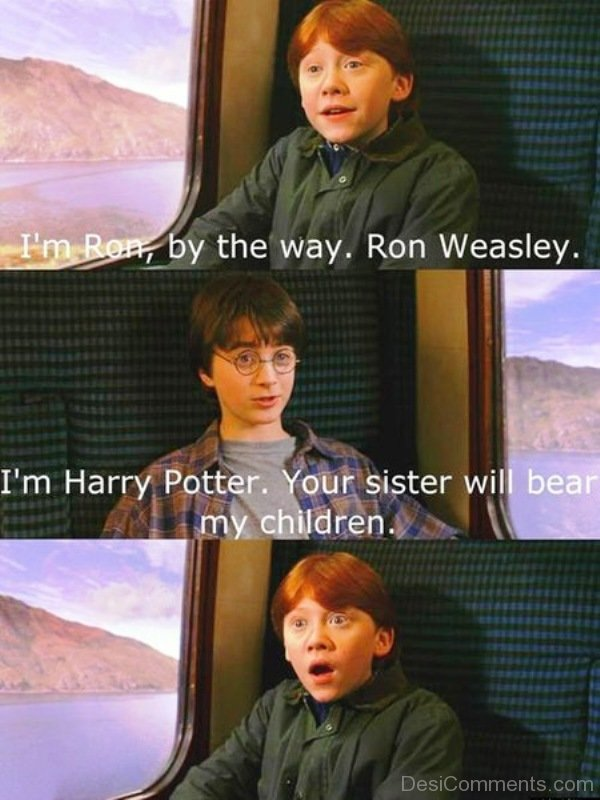 Im Ron By The Way
