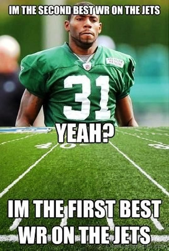 Im The Second Best WR