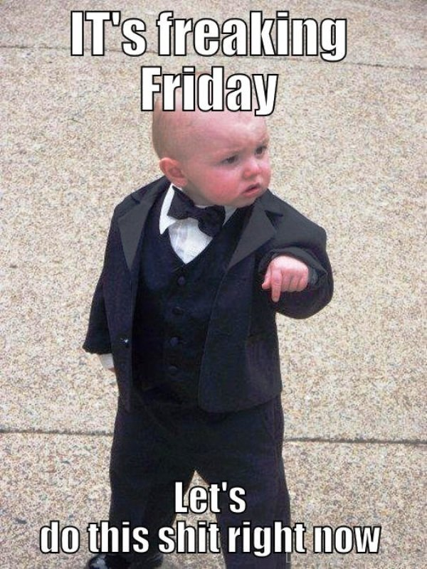 Its Freaking Friday