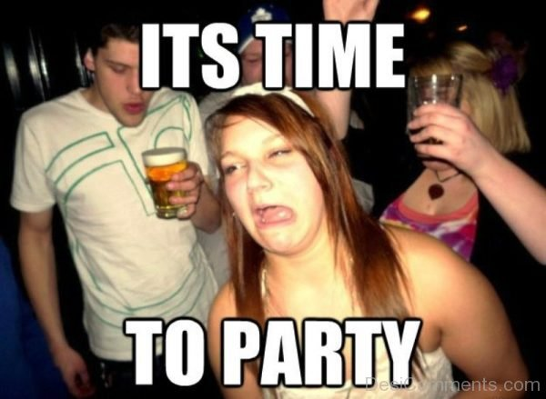 Its Time To Party