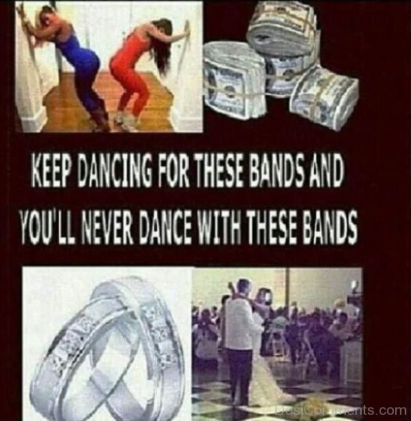 Keep Dancing For These Bands