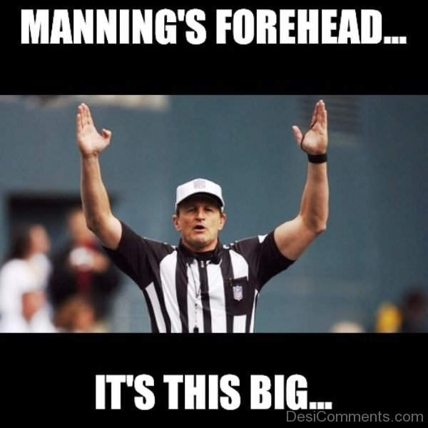 Mannings Forehead