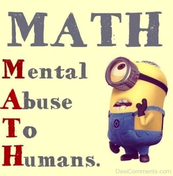 Meaning Of Math