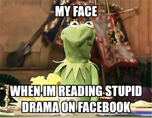 My Face When Im Reading
