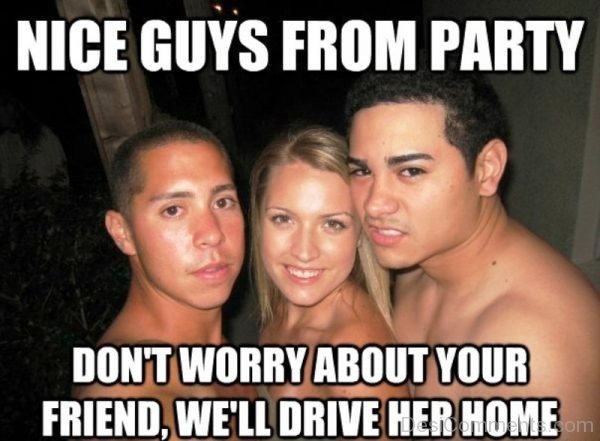 Nice Guys From Party