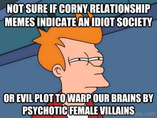 Not Sure If Corny Relationship Memes