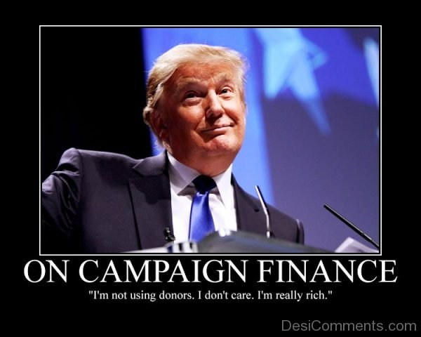 On Campaign Finance