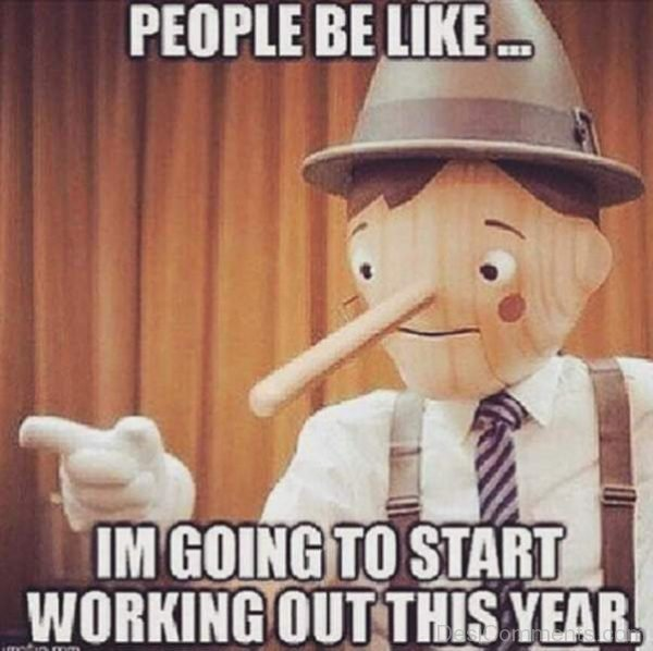 People Be Like Im Going To Start