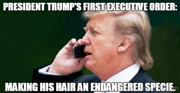 President Trumps First Executive Order