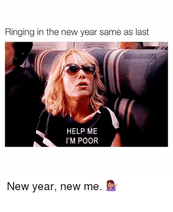 Ringing In The New Year Same As Last
